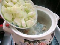 佛手瓜骨头汤的做法步骤6