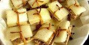 黄花冬瓜豆肉夹的做法步骤6