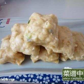 葱香豆腐卷儿