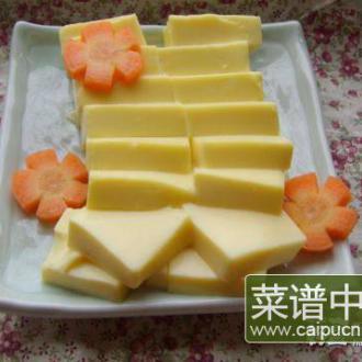 自制滑嫩鸡蛋豆腐