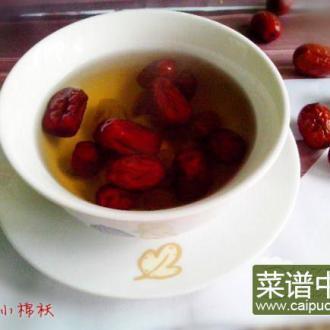 养颜红枣桂圆甜水