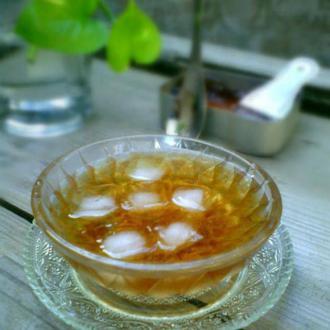 红茶石花膏