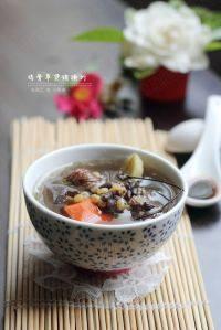 鸡骨草煲汤的做法步骤13