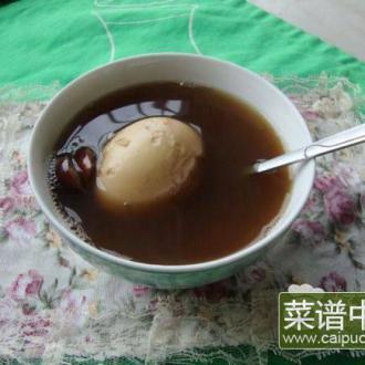 鸡骨草红枣鸡蛋汤