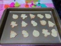 圣诞树糖霜饼干的做法步骤13