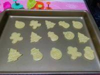 圣诞树糖霜饼干的做法步骤11