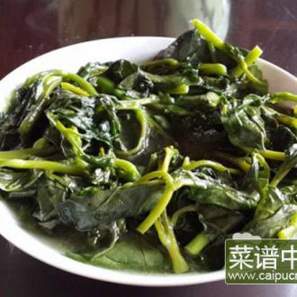 清炒农家菜
