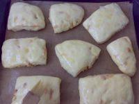 牛奶杏干面包的做法步骤12