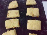 牛奶杏干面包的做法步骤11