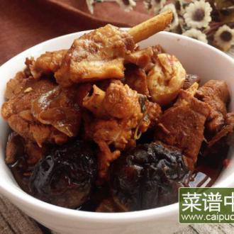 风味香焖鸭肉
