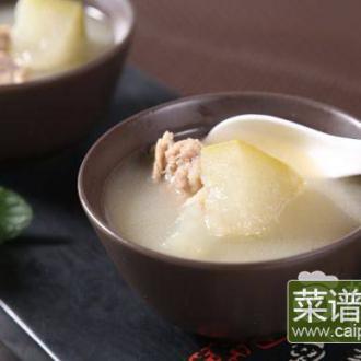 冬瓜蚝豉汤