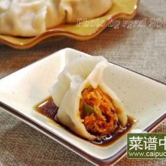 牛肉胡萝卜饺子馅