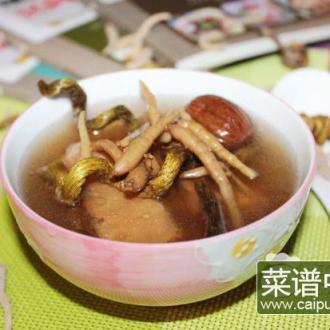石斛太子参瘦肉汤