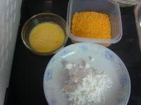 脆炸银鳕鱼的做法步骤7