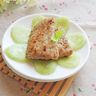 电饼铛香煎孜然大排