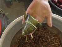 高粱米红枣粽子的做法步骤18