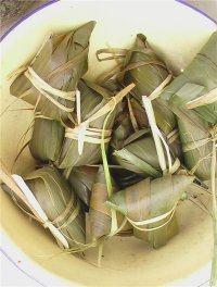 高粱米红枣粽子的做法步骤23