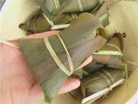 高粱米红枣粽子的做法步骤22