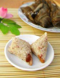 高粱米红枣粽子的做法步骤27