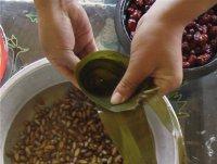 高粱米红枣粽子的做法步骤10