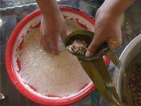 高粱米红枣粽子的做法步骤11
