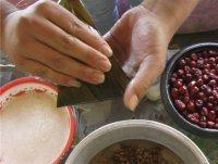 高粱米红枣粽子的做法步骤15