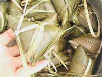 高粱米红枣粽子的做法步骤21
