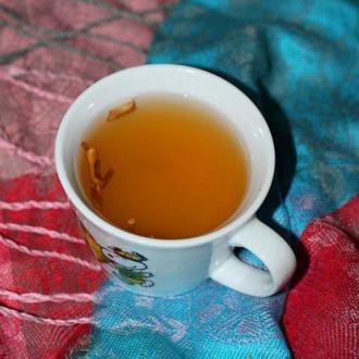 去热茅根茶