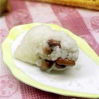 玉米皮包粽子