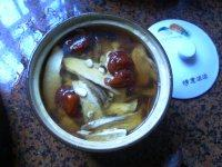 淮山虫草白鸽炖汤的做法步骤5