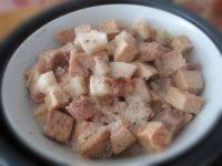 香芋蒸肉的做法步骤8