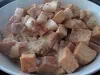 香芋蒸肉的做法步骤9