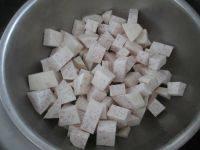 香芋蒸肉的做法步骤3