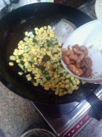 腰果玉米的做法步骤8