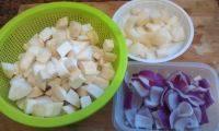 酱焖杏鲍菇的做法步骤1