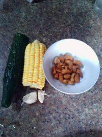 腰果玉米的做法步骤1