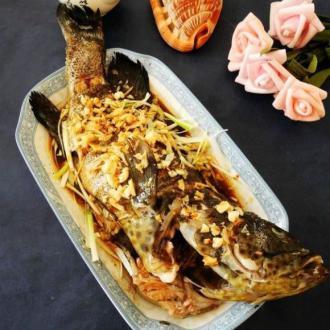 蒜香石斑鱼