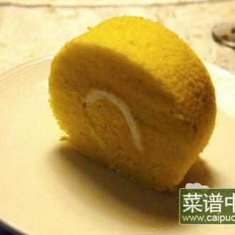 奶油蛋糕卷