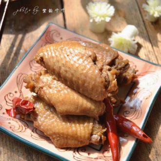 卤水鸡中翅