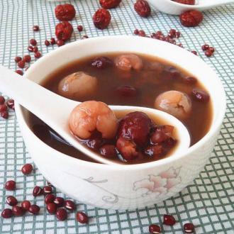 桂圆三红汤