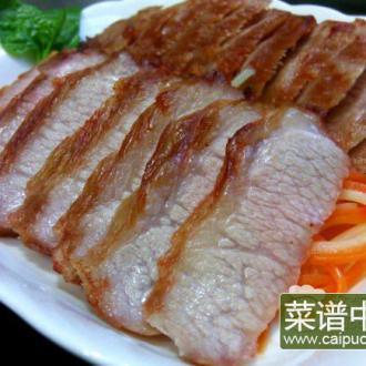 南乳猪颈肉