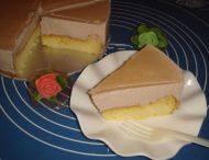 巧克力酸奶慕斯蛋糕的做法步骤9