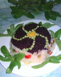广式糯米饭的做法步骤9
