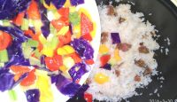 广式糯米饭的做法步骤5