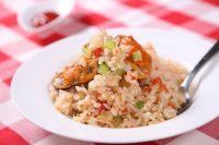 海鲜烩饭的做法步骤4