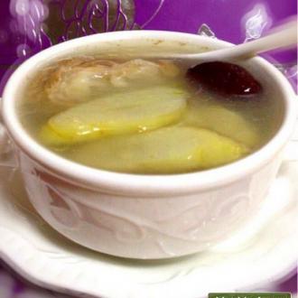 竹芋骨头汤