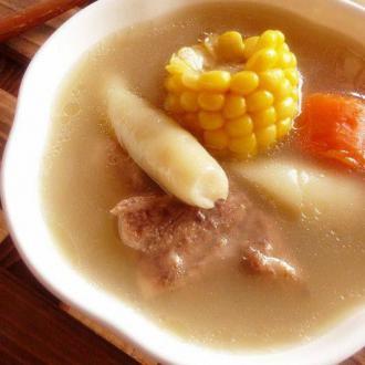 竹芋茅根汤