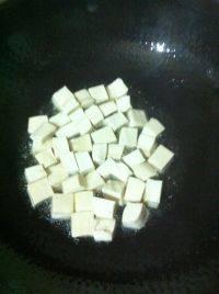 豉椒豆腐的做法步骤3