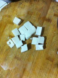 豉椒豆腐的做法步骤1