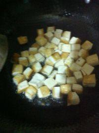 豉椒豆腐的做法步骤4